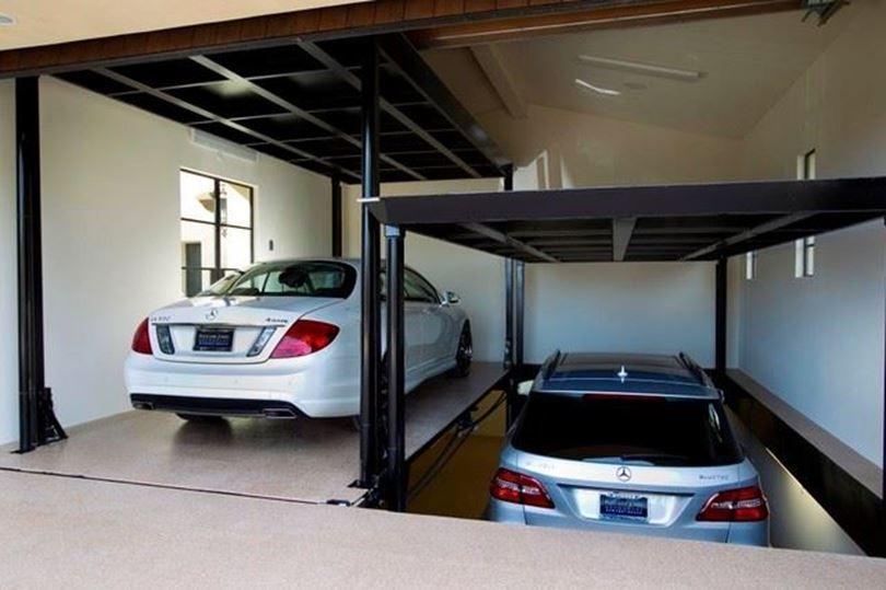 پارکینگ هیدرولیکی